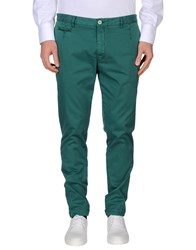 Futuro Trousers Casual Trousers Men Green
