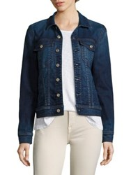 7 For All Mankind Classic Denim Jacket Edenport