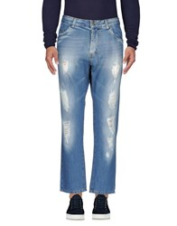 Squad Squad2 Denim Denim Trousers Blue