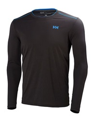 Helly Hansen Long Sleeve Training Top Black