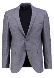 Selected Homme Shdone Myloiver Suit Jacket Grey Melange Mottled Grey
