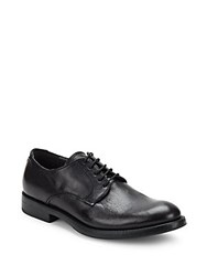 Bacco Bucci Tabone Leather Oxfords Black