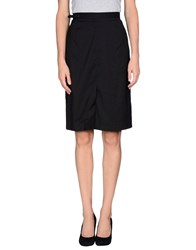 Tara Jarmon Skirts Knee Length Skirts Women Black