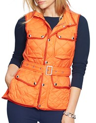 Lauren Ralph Lauren Plus Quilted Nylon Vest