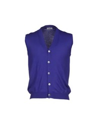 Cains Moore Cardigans Purple
