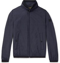 Hugo Boss Shell Bomber Jacket Navy