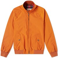 Baracuta G9 Original Harrington Jacket Orange