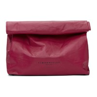 Simon Miller Pink Large Lunch Bag 30 Clutch