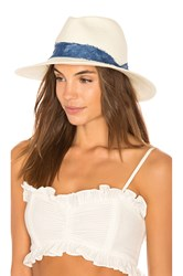 Ale By Alessandra Luca Hat Ivory