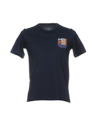Altea Dal 1973 T Shirts Dark Blue