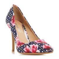 Head Over Heels Aine Court Shoes Multi Coloured Multi Coloured