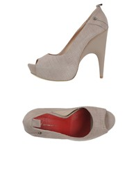 Cnc Costume National C'n'c' Costume National Footwear Courts Women Dove Grey