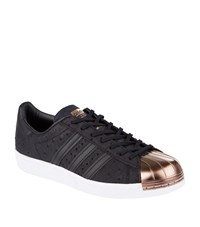 Adidas Originals Superstar 80S Metal Toe Sneakers Female Black