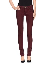 Juicy Couture Jeans Maroon