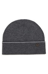 Ted Baker London Knit Cap Grey
