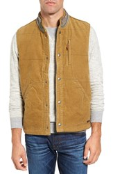 Faherty Men's Reversible Vest