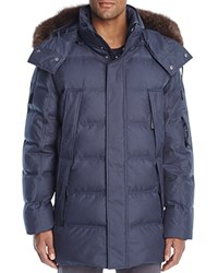 Andrew Marc New York Altitude Quilted Down Parka Ink