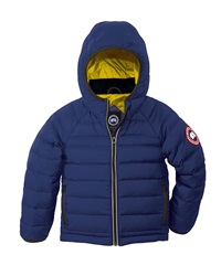 Canada Goose Bobcat Hooded Puffer Coat Pacific Blue Size 2 7