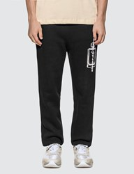 Alexander Wang Graphic Sweatpants Black