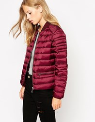 Eleven Paris Padded Collarless Jacket