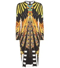 Givenchy Printed Dress Multicoloured