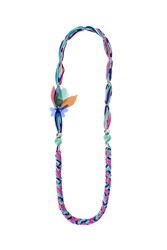 Missoni Ropped Long Necklace Multi