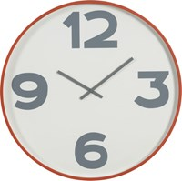 Cb2 12 3 6 9 24'' Wall Clock