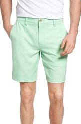 Vineyard Vines Men's Performance Links Shorts Mint Spring
