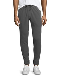 Atm Anthony Thomas Melillo Faded Out Pique Sweatpants Black