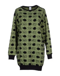 Jijil Sweatshirts Military Green