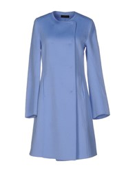 Strenesse Coats Pastel Blue