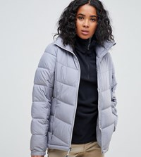 Columbia Pike Lake Jacket In Grey 444 Astral