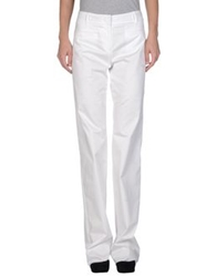 Max And Co. Casual Pants White