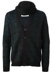 Golden Goose Deluxe Brand Knit Cardigan Green