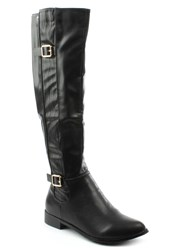 Daniel Newland Riding Boots Black