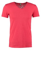 United Colors Of Benetton Basic Tshirt Rose Pink