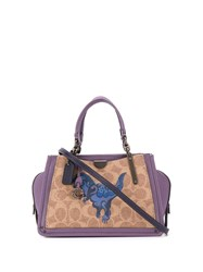 Coach Dreamer 21 With Rexy Purple