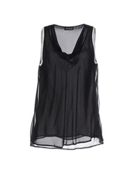Diana Gallesi Topwear Tops Women Black