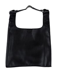 Moschino Handbags Black