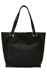 Urban Originals 'Wonder' Perforated Tote Black