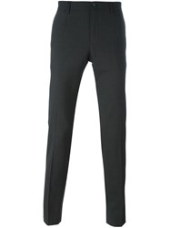 Dolce And Gabbana Classic Tailored Trousers Black