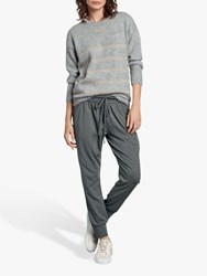 Hush Amie Joggers Charcoal Grey