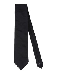 Daniele Alessandrini Accessories Ties Men Black