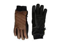 Burton Favorite Leather Glove True Penny Snowboard Gloves Brown