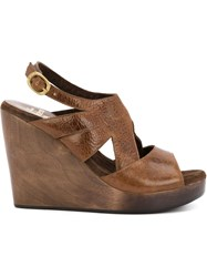 Calleen Cordero 'Joni' Sandals Brown