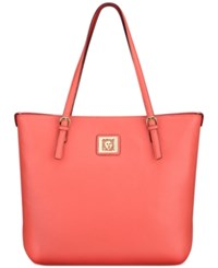 Anne Klein Large Perfect Tote Sorbet Pink