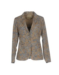 At.P. Co At.P.Co Suits And Jackets Blazers Dove Grey