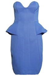 Finders Keepers Cocktail Dress Party Dress Dazzling Blue