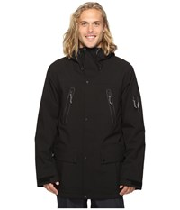 O'neill Jeremy Jones Carve Jacket Black Out Men's Coat