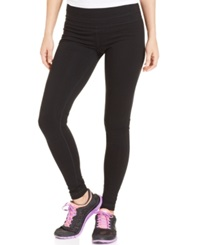 Ideology Stretch Active Leggings Black